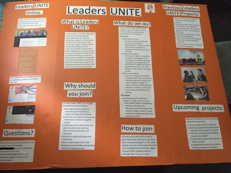 leaders unite activities fair
